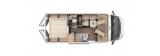 Carado Vlow 600 layout