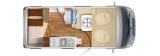 Hymer Exsis I504 Facelift mit Garage layout