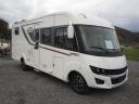 Rapido 8066DF mit Einzelbetten und Garage Ultimate Line