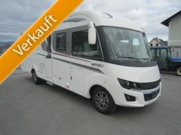 Rapido 8066DF Premium Edition mit Einzelbetten und Garage