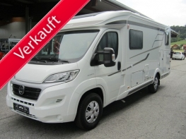 Hymer T588 Exsis Facelift
