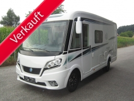 Knaus 550 MD mit Garage