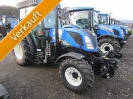 New Holland T4.100N