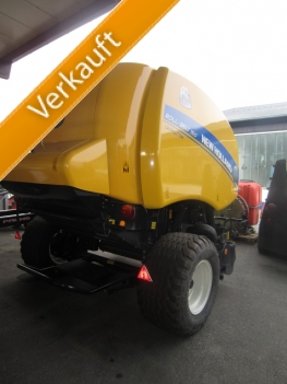 New Holland RB 150 Rundballenpresse