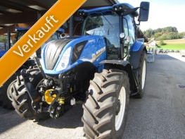 New Holland T 6.155 DC