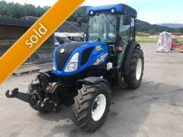 New Holland T 4.90 N