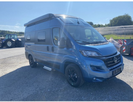 Hymercar Campervan Free 540 Blue Evolution