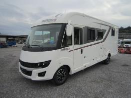 Rapido 8096DF mit Queensbett und Garage Sondermodell Ultimate Line