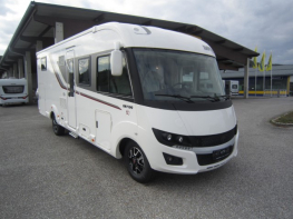 Rapido 8066DF mit Einzelbetten und Garage Edition 60 2022