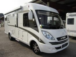 Hymer B 594 Premiumline mit Garage