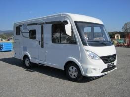 Hymer Exsis I504 Facelift mit Garage
