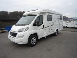 Hymer Exsis T474 Facelift mit Einzelbetten und Garage