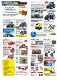 Hausmesse für Landmaschinen in Hirnsdorf