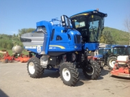 NEW HOLLAND Traubenvollernter