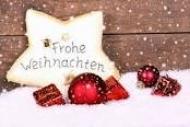 Weihnachten und Silvester geschlossen