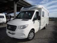 neue B-Klasse von Hymer auf Mercedes